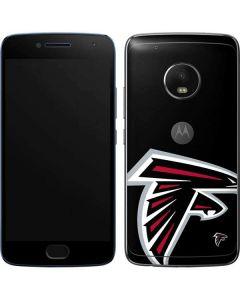 Atlanta Falcons Large Logo Moto G5 Plus Skin