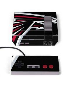 Atlanta Falcons Large Logo NES Classic Edition Skin