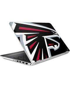 Atlanta Falcons Large Logo HP Pavilion Skin