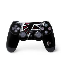 Atlanta Falcons Large Logo PS4 Controller Skin