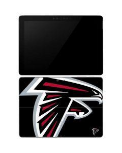 Atlanta Falcons Large Logo Surface Go Skin