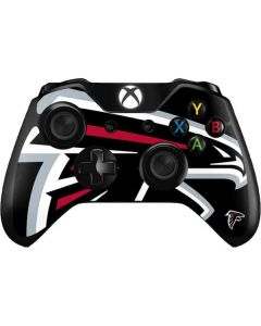 Atlanta Falcons Large Logo Xbox One Controller Skin