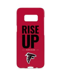 Atlanta Falcons Team Motto Galaxy S8 Plus Lite Case