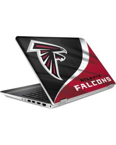 Atlanta Falcons HP Pavilion Skin