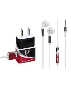 Atlanta Falcons Phone Charger Skin