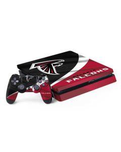 Atlanta Falcons PS4 Slim Bundle Skin
