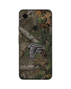 Atlanta Falcons Realtree Xtra Green Camo Google Pixel 3a Skin