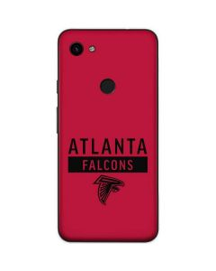 Atlanta Falcons Red Performance Series Google Pixel 3a Skin