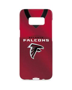 Atlanta Falcons Team Jersey Galaxy S8 Plus Lite Case