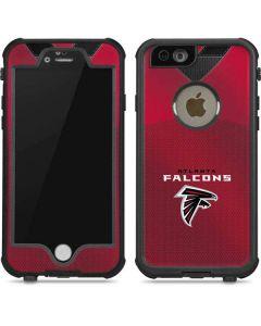 Atlanta Falcons Team Jersey iPhone 6/6s Waterproof Case