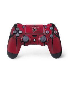 Atlanta Falcons Team Jersey PS4 Controller Skin
