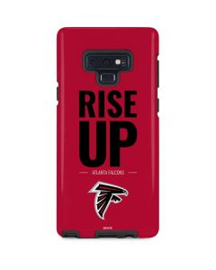 Atlanta Falcons Team Motto Galaxy Note 9 Pro Case