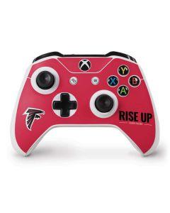 Atlanta Falcons Team Motto Xbox One S Controller Skin