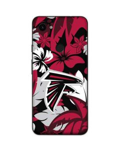 Atlanta Falcons Tropical Print Google Pixel 3a Skin