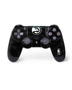 Atlanta Hawks Black Animal Print PS4 Pro/Slim Controller Skin