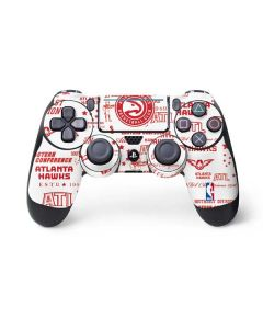 Atlanta Hawks Blast PS4 Pro/Slim Controller Skin