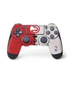 Atlanta Hawks Canvas PS4 Pro/Slim Controller Skin