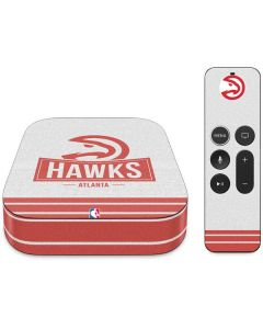 Atlanta Hawks Static Apple TV Skin