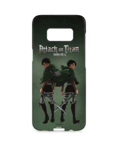 Attack On Titan Logo Galaxy S8 Plus Lite Case