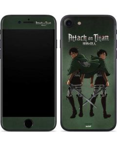 Attack On Titan Logo iPhone 7 Skin