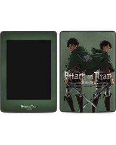 Attack On Titan Logo Amazon Kindle Skin