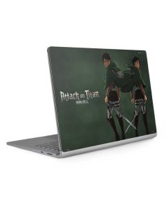 Attack On Titan Logo Surface Book 2 13.5in Skin