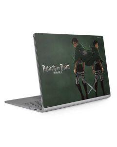 Attack On Titan Logo Surface Book 2 15in Skin