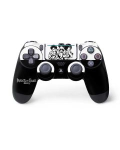 Attack On Titan Posse PS4 Pro/Slim Controller Skin