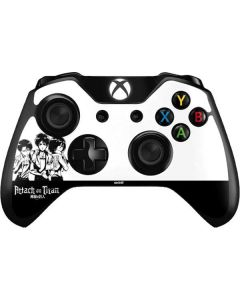 Attack On Titan Posse Xbox One Controller Skin