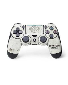 Attack On Titan Wall PS4 Pro/Slim Controller Skin