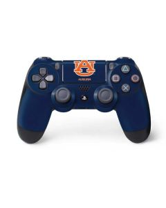 Auburn Bold Logo PS4 Controller Skin