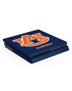 Auburn Bold Logo PS4 Slim Skin