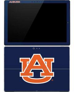 Auburn Bold Logo Surface Pro 4 Skin
