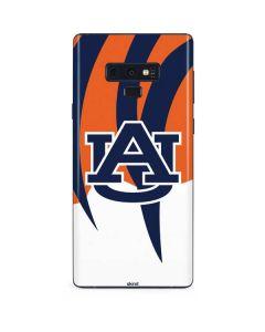 Auburn Tigers Galaxy Note 9 Skin