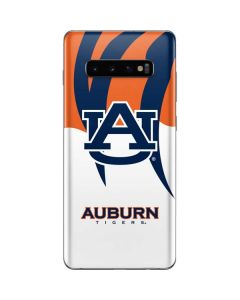 Auburn Tigers Galaxy S10 Plus Skin