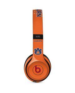 Auburn Tigers Orange Beats Solo 3 Wireless Skin