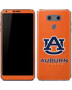 Auburn Tigers Orange LG G6 Skin