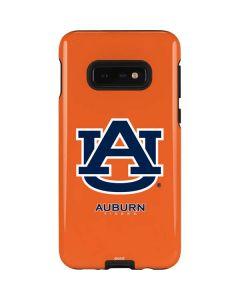 Auburn Tigers Orange Galaxy S10e Pro Case