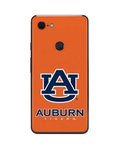 Auburn Tigers Orange Google Pixel 3 XL Skin