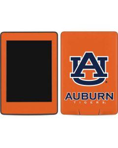 Auburn Tigers Orange Amazon Kindle Skin