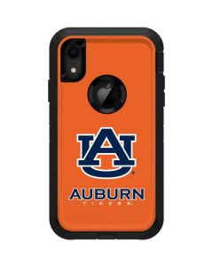 Auburn Tigers Orange Otterbox Defender iPhone Skin