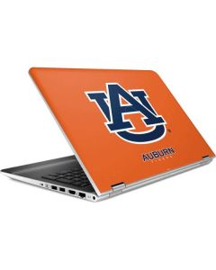 Auburn Tigers Orange HP Pavilion Skin