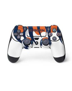 Auburn Tigers PS4 Controller Skin