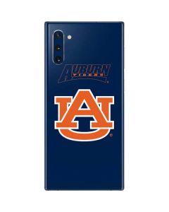 Auburn University Galaxy Note 10 Skin
