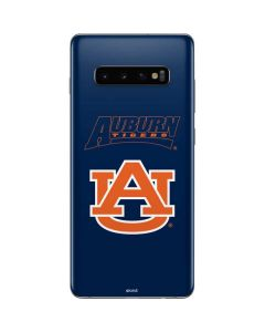 Auburn University Galaxy S10 Plus Skin