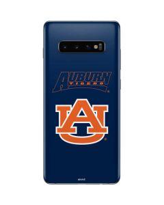 Auburn University Galaxy S10 Plus Skin