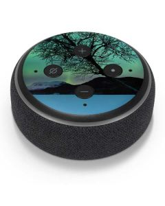 Aurora Borealis over Sandvannet Lake Amazon Echo Dot Skin