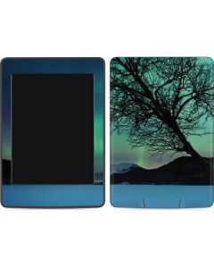 Aurora Borealis over Sandvannet Lake Amazon Kindle Skin
