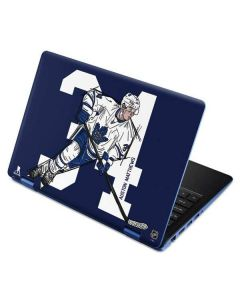 Auston Matthews #34 Action Sketch Aspire R11 11.6in Skin