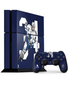 Auston Matthews #34 Action Sketch PS4 Console and Controller Bundle Skin